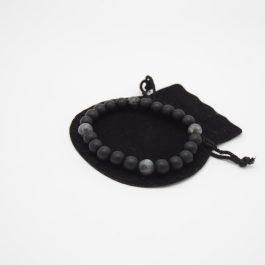 Bracelet onyx labrorite