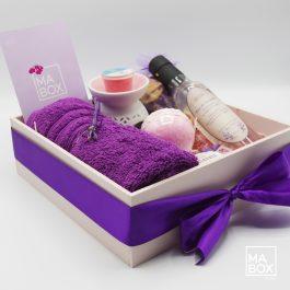 Box bien-être purple