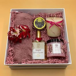 Box pink touch